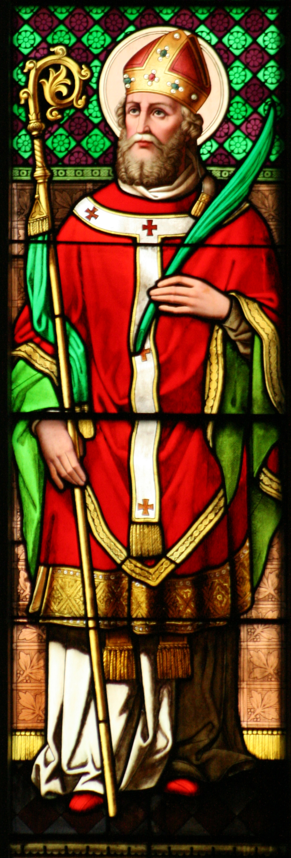 a biography of st thomas becket Thomas becket was born in c1118 in cheapside,  st thomas enthroned as  archbishop of canterbury from a.