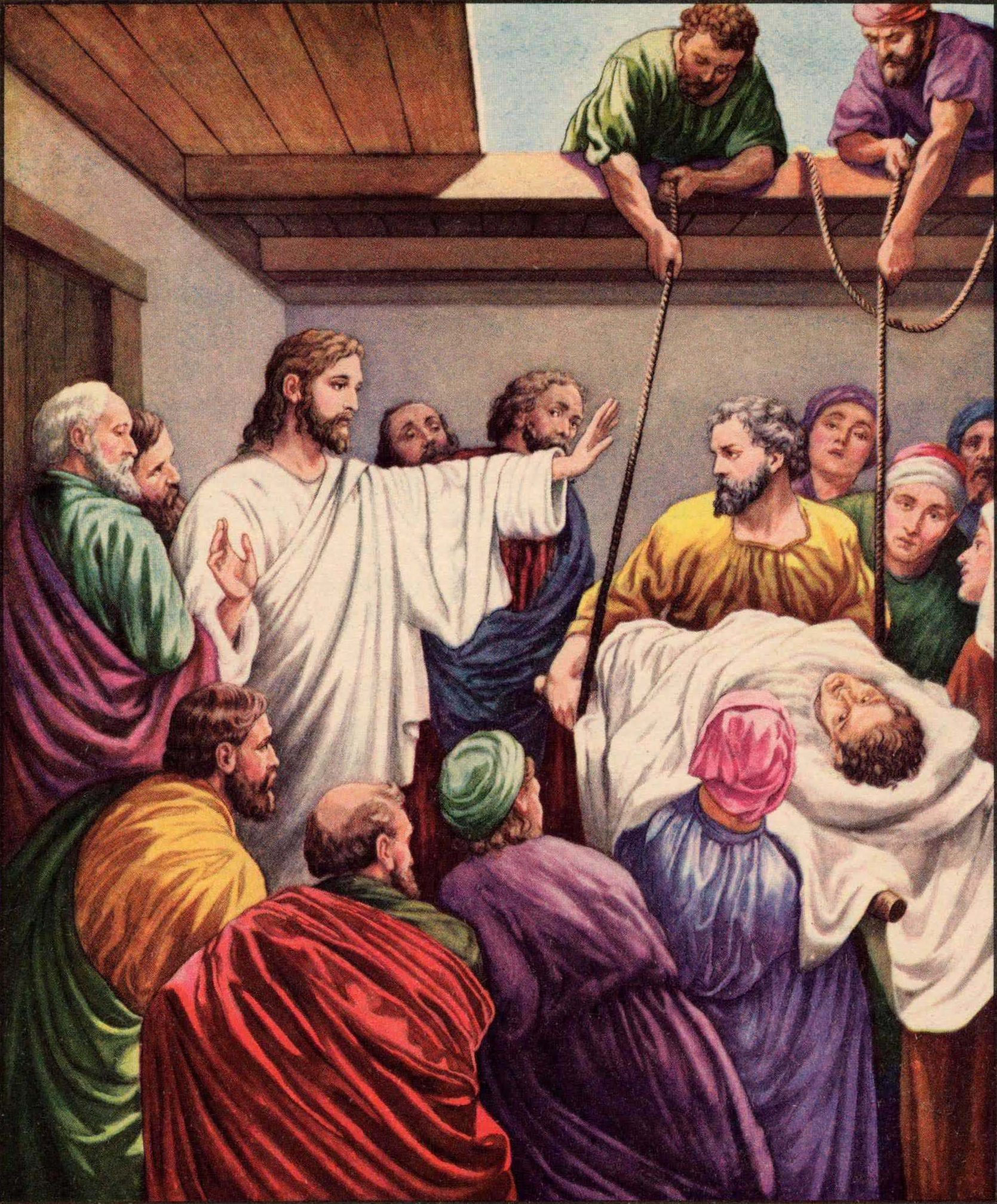 File Jesus Heals Paralytic And Forgives Sin Jpg The Work