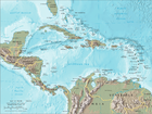 Central America and Bahama Islands Map 001.png