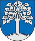 Coat of Arms of Durbe Latvia 01.png