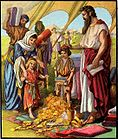 Moses and the giving for the Tabernacle 001.jpg