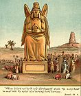 People Forced to Worship Idol by King Nebuchadnezzar 001.jpg