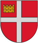 Coat of Arms of Ikskile Latvia.svg
