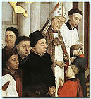 Confirmation by VanderWeyden in the 14th century.jpg