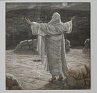 Christ Retreats to the Mountain at Night 001.jpg