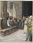 Adulterous Woman--Christ Writing upon the Ground 001.jpg