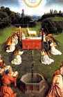 Ghent Altarpiece D - Adoration of the Lamb 2wide.jpg