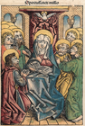 Descent of the Holy Spirit - Nuremberg chronicles f 102r 1.png