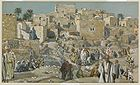 Jesus Went Through the Villages on the Way to Jerusalem 001.jpg
