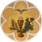 Holy Spirit Chalice Host Wheat and Grapes Symbol.jpg